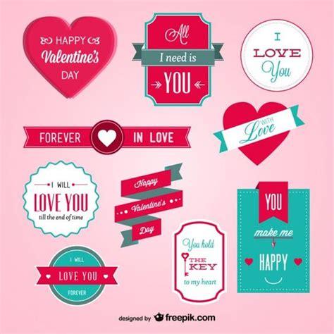 imagenes vectores san valentin dise 241 o de etiquetas para imprimir blanco y negro buscar