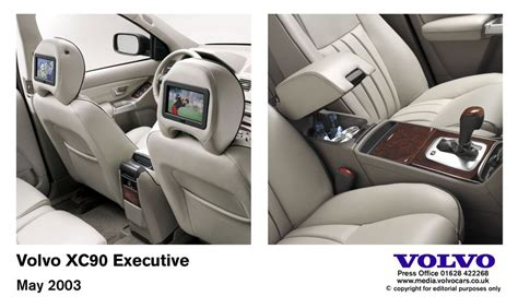 Volvo Xc90 Interior Parts by Volvo Xc90 Executive Technical Details History Photos On