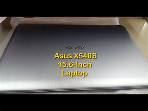 Asus Laptop Mouse Not Working When Charging asus x540s 15 6 inch laptop overview