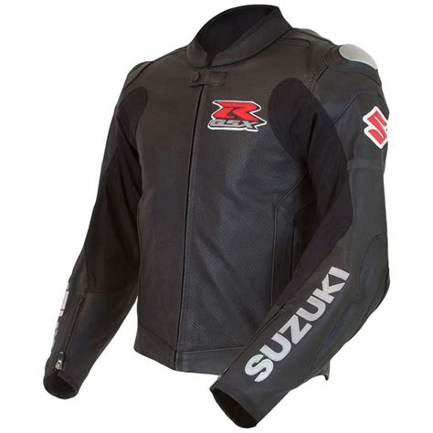 Suzuki Apparel Catalog Gsx R Leather Jacket Black Babbitts Suzuki Partshouse