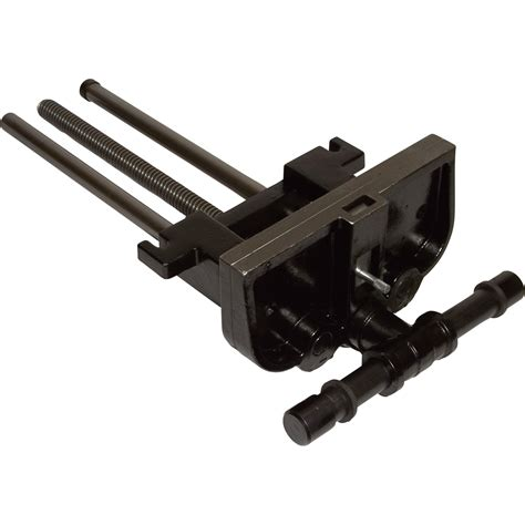yost heavy duty ductile iron woodworking vise inw