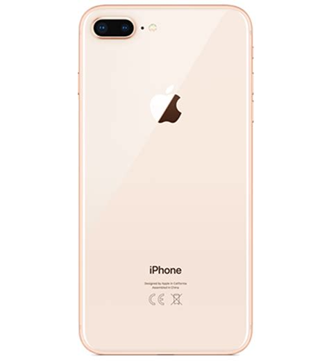 apple iphone 8 plus 256gb gold pay monthly media
