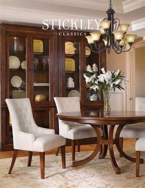 stickley catalogs traditions at home