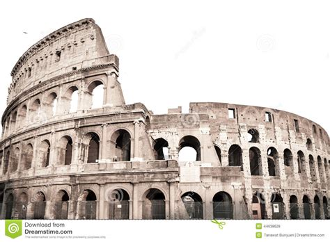 colosseum in rome italy stock photo image 44638628