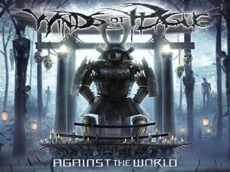Against The World winds of plague against the world 2011 album