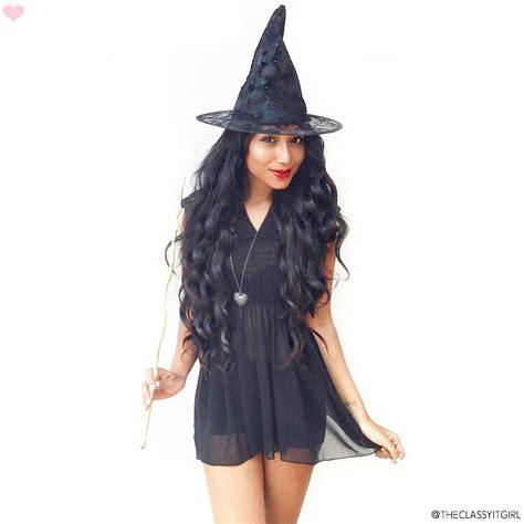 black dress halloween costume ideas roxy james
