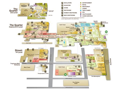Offer Letter Español 100 ideas map of tropicana atlantic city on christmashappynewyears