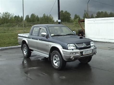 mitsubishi l200 engine problems 2005 mitsubishi l200 photos 2 5 diesel manual for sale