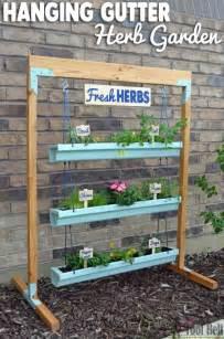 Shed Greenhouse Plans 20 easy diy gutter garden ideas garden decor 1001 gardens