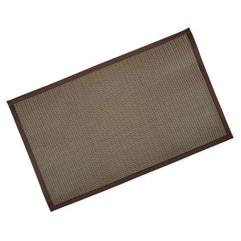 Modern Kitchen Mat by Large Size Pvc Smart Modern Home Porch Kitchen Door Floor Mat 76 X 46cm Ebay