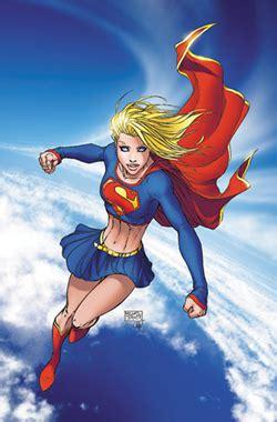 dynamic forces supergirl  krypton michael turner poster signed  michael turner