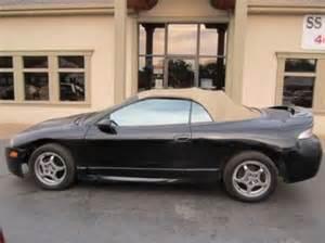 1999 Mitsubishi Eclipse Rims Sell Used 1999 Mitsubishi Eclipse Gst Spyder Convertible