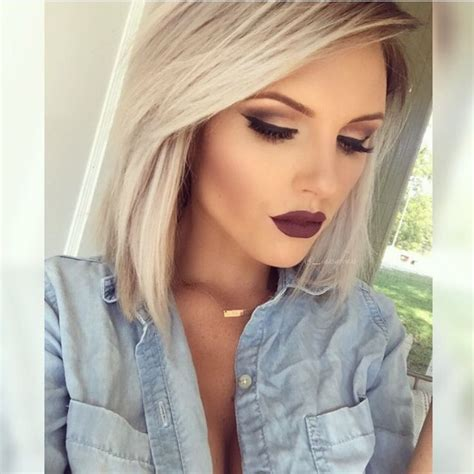 blonde hairstyles with makeup 18 best images about hot looking makeup on pinterest