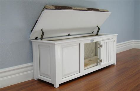 dog kennel bench 27 best built in bench images on pinterest pets beds