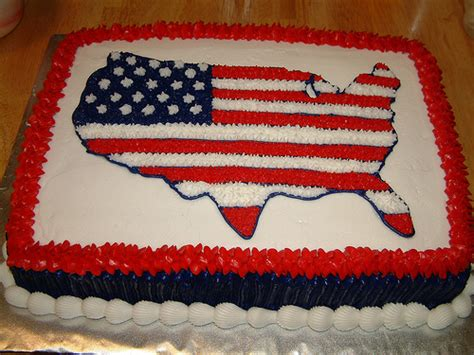 usa kuchen usa flag cake 072204 jpg flickr photo