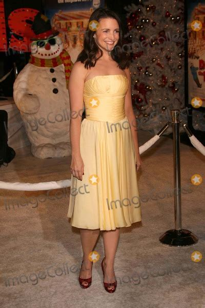 Deck The Halls Premiere by Photos And Pictures Kristin Davis At The World Premiere