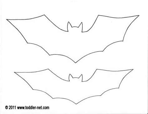 printable paper bats kids halloween craft bat garland