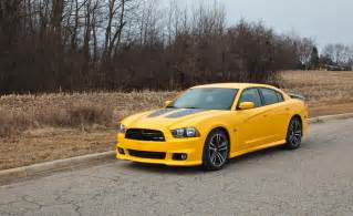 2012 Dodge Charger Bee Car And Driver