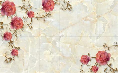 marmer rose shading tv latar belakang  wallpaper bunga