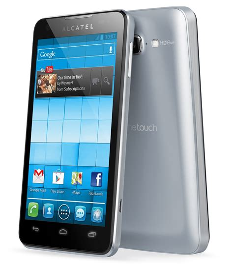 Hp Alcatel One Touch Snap Lte alcatel onetouch snap lte specs and price phonegg