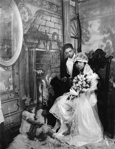 17 Best images about Vintage African American wedding