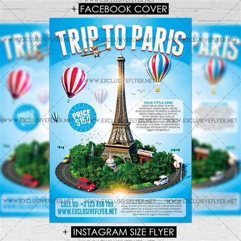 trip flyer templates free trip to premium a5 flyer template exclsiveflyer free and premium psd templates