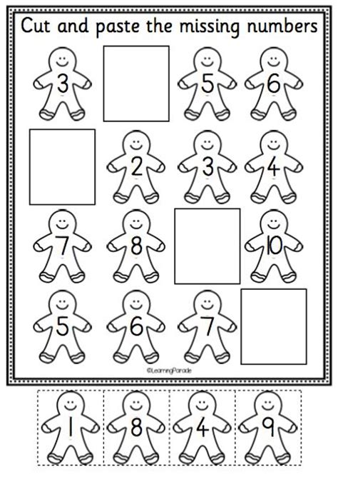 printable math games for junior high christmas activity sheets for kindergarten math