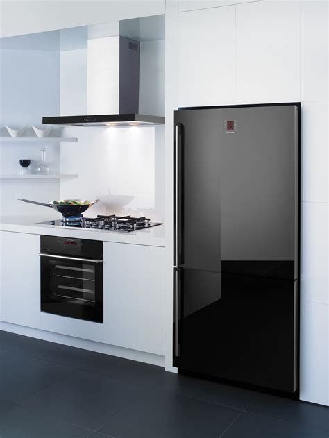 the kitchen collection electrolux launches new ebony kitchen collection