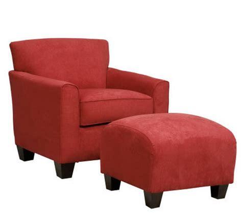 microfiber chair and ottoman handy living lincoln park microfiber chair ottoman