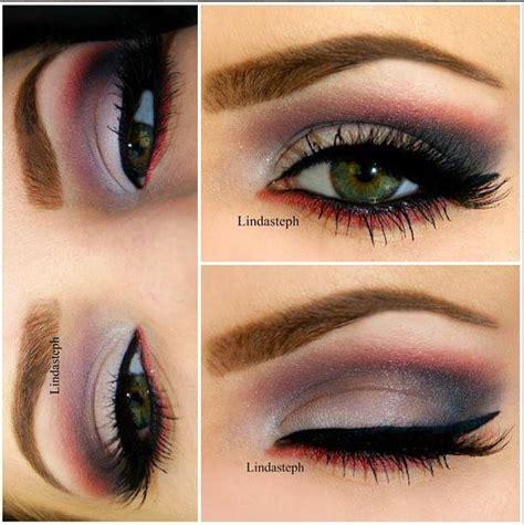 imagenes de ojos pintados con sombras varios b 225 rbara niembro b makeup