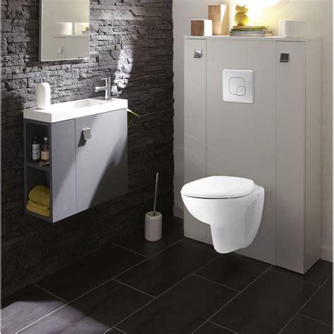 étagère Pour Toilette by Salle De Bain Avec Wc