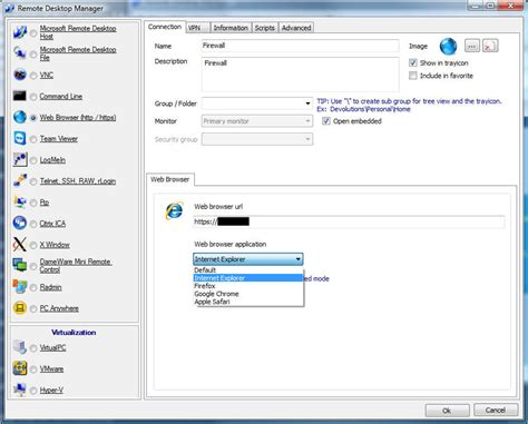 remote desktop management console remote desktop manager from devolutions the ultimate