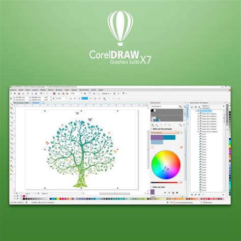 corel draw x7 aula curso online corel draw x7 completo em alta defini 231 227 o com