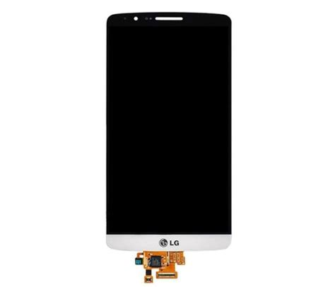 Lcd Lg G3 lg g3 lcd screen display touch digitizer replacement white