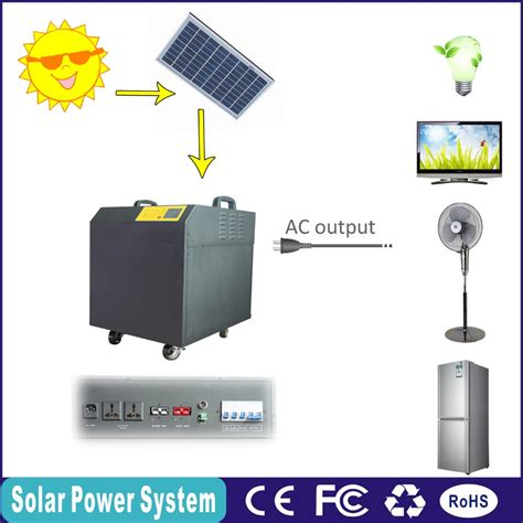 home solar energy system best sale complete home solar power system for home with fridge refrigerator freezer buy solar