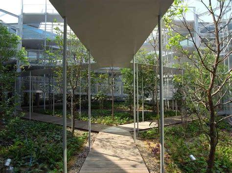 aron  center toukai hexagon japan  architect