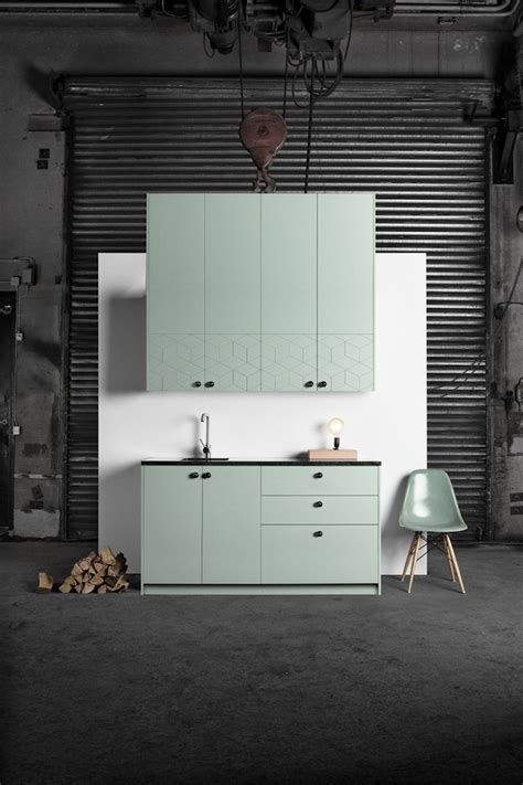 Besta Mint by The Best Hack For Ikea Cabinet Lines Makeahome Nl
