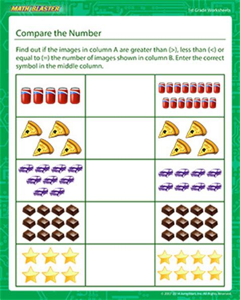 printable comparing numbers games free worksheets 187 bigger and smaller number worksheets