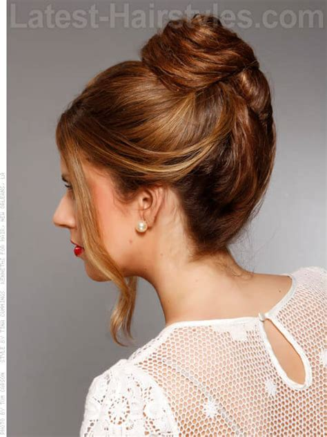 hairstyles for party bun 50 party hairstyles that are fun chic updated for 2018