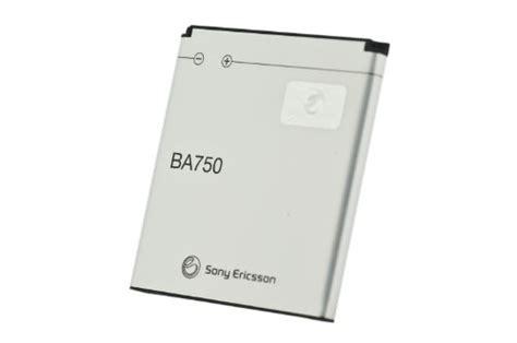 Battery Sony Ericsson Ba750 Ori 99 sony ericsson ba750 original 1500 mah battery for sony import it all