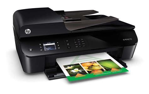 Printer Jet hp officejet 4630 e all in one ink