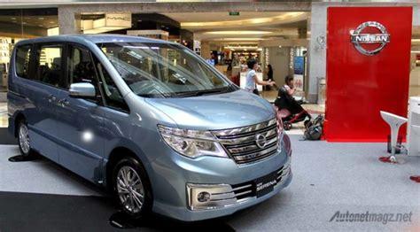Stopl Nissan Serena Auteck Led impression review nissan serena facelift 2015