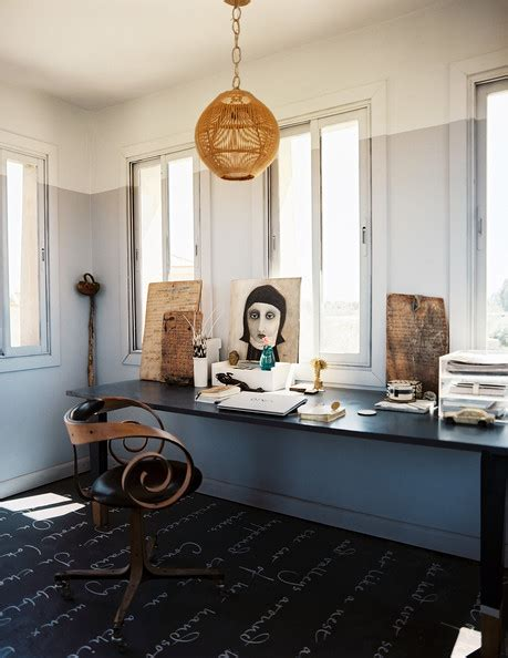Moroccan Office Decor by Eclectic Moroccan Work Space Home Office Design Ideas