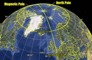 North Magnetic Pole Movement Map » Home Design 2017
