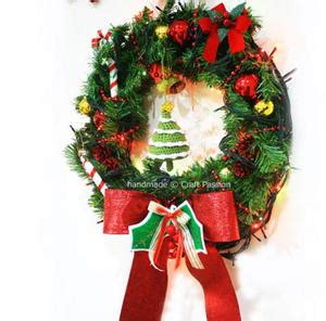 old fashioned wreath ideas a vintage 15 fashioned craft ideas allfreechristmascrafts