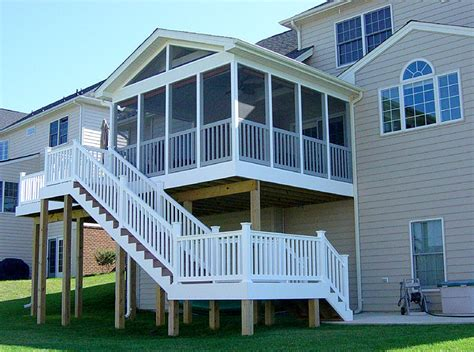 How To Add A Sunroom To A House Sunrooms Screen Porches 187 Kee Construction