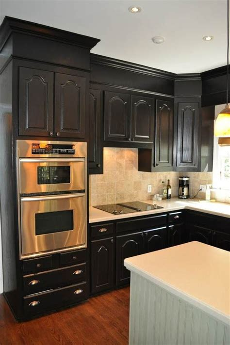 images  kitchens  black appliances