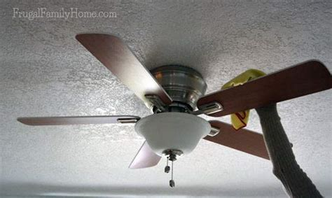 4 weeks to a more organized home ceiling fans and light