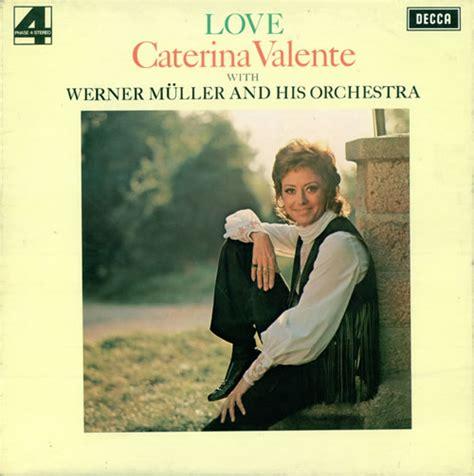 caterina valente lp caterina valente love uk vinyl lp album lp record 478710
