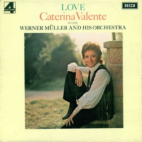 caterina valente i love you caterina valente love uk vinyl lp album lp record 478710